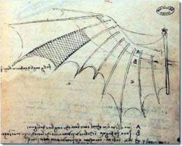 Leonardo macchina da volo