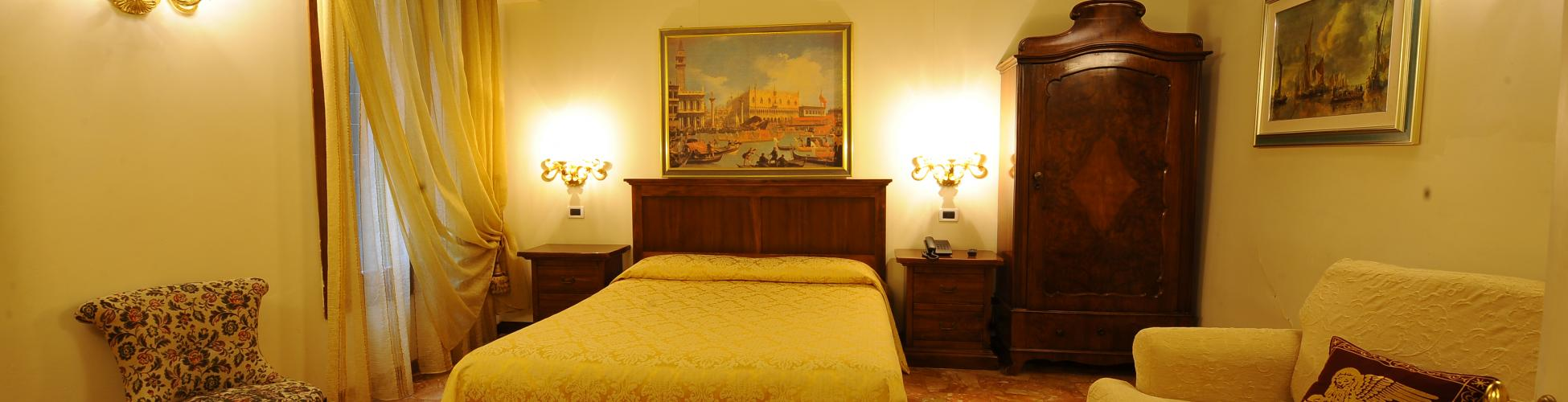 Hotel Mercurio - Suite