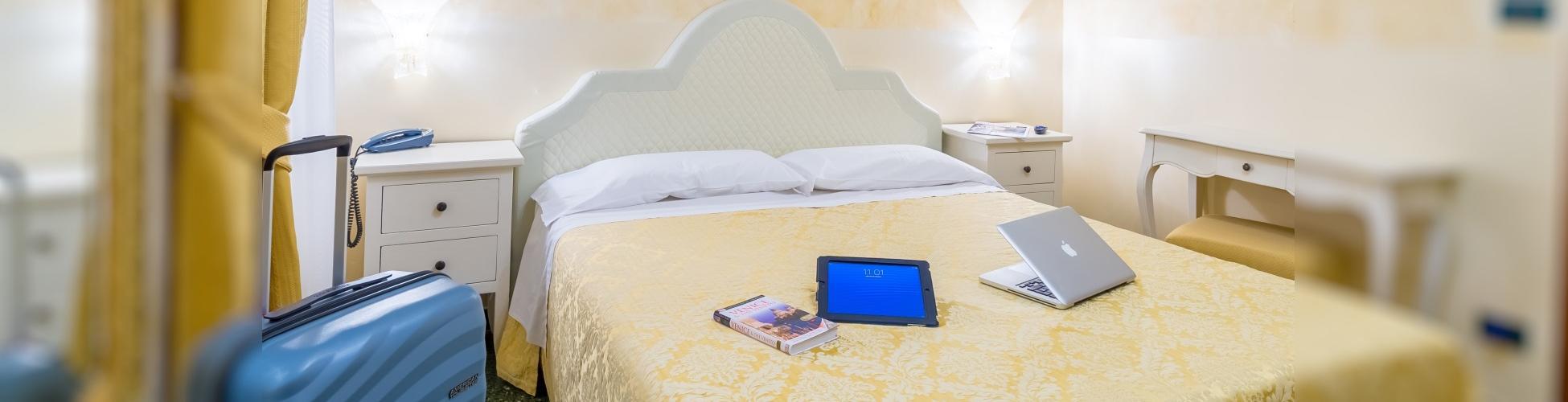 Hotel Mercurio - camere
