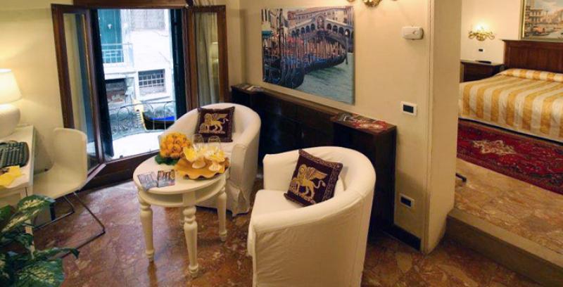 Hotel Mercurio - Suite Mozart